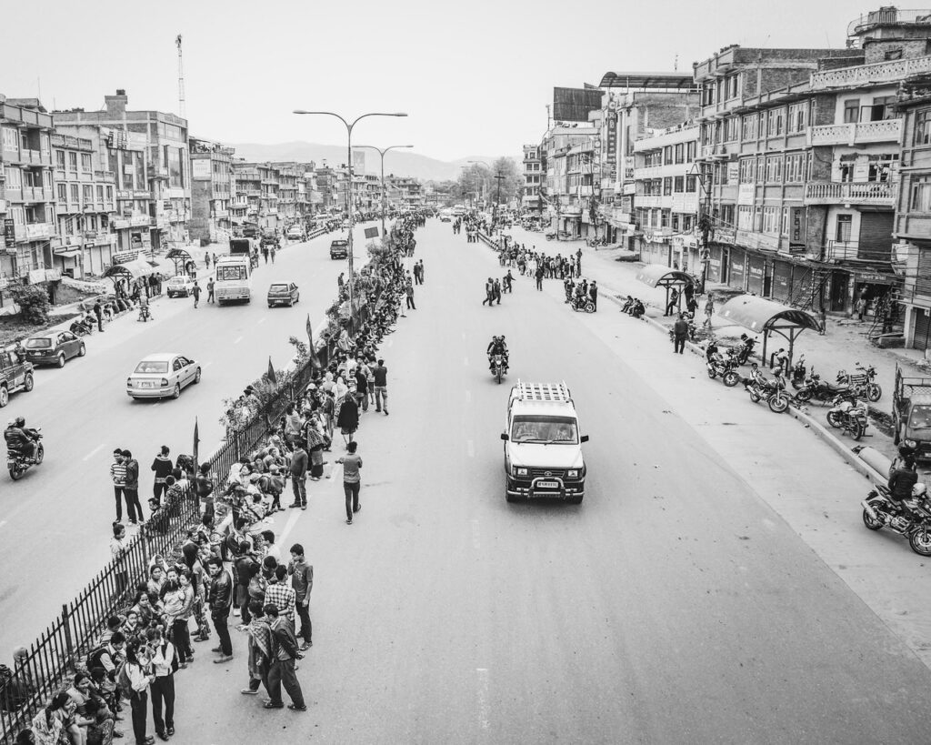 Kathmandu valley prohibitory orders extended for one more week.